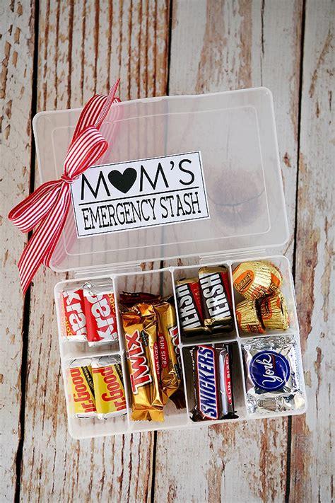 moms emergency stash edible crafts