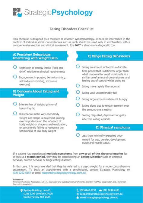 gp checklists strategic psychology canberra
