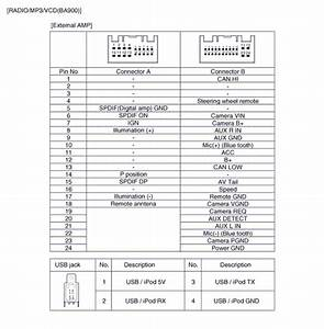 2012 Kia Optima Amplifier Wiring Diagram  Kia  Auto Wiring
