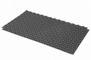 Fußbodenheizung Aufbauhöhe Dämmung : fu bodenheizung noppensystem standard ohne d mmung ~ Articles-book.com Haus und Dekorationen