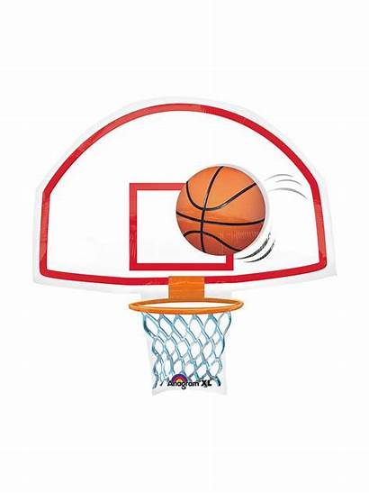 Basketball Hoop Birthday Balloon Ball Party Sports