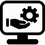 Virtual Assistant Icon Services Plan Management Basic