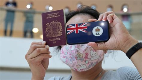 China may not recognize British-issued Hong Kong passports ...
