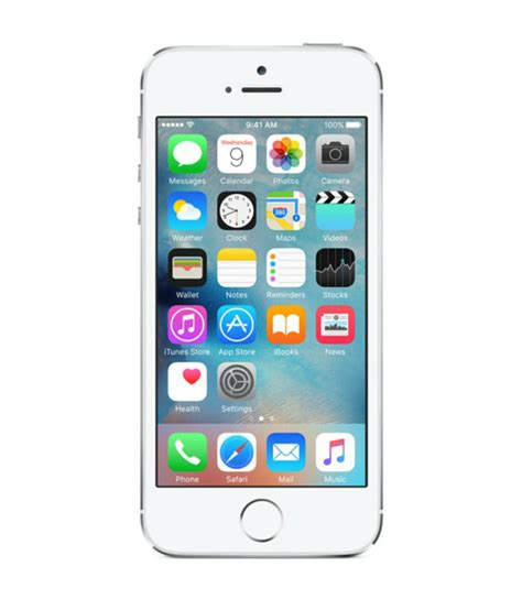iphone 5s gsm unlocked apple iphone 5s silver 32gb gsm unlocked smartphone