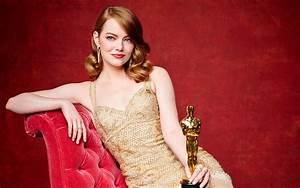 Emma Stone Oscar 2017 Winner Wallpapers | HD Wallpapers ...