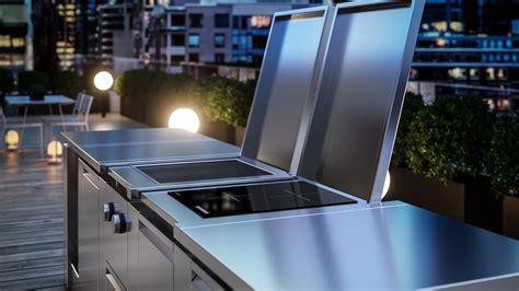 cucine da terrazzo cucine da esterno prefabbricate prezzi