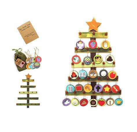 unique jesse tree ornaments ideas  pinterest