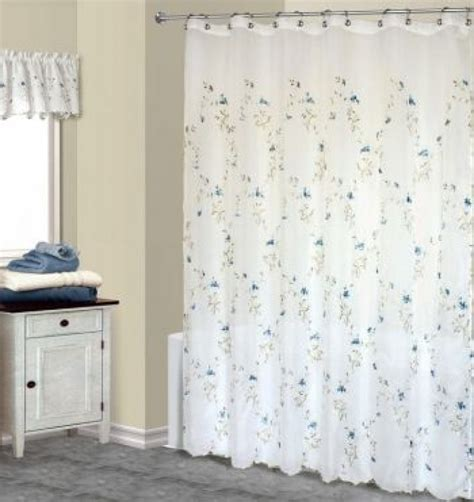 shower curtains with matching window valances curtain