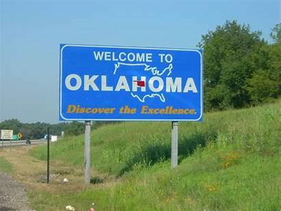 Oklahoma Ok Welcome