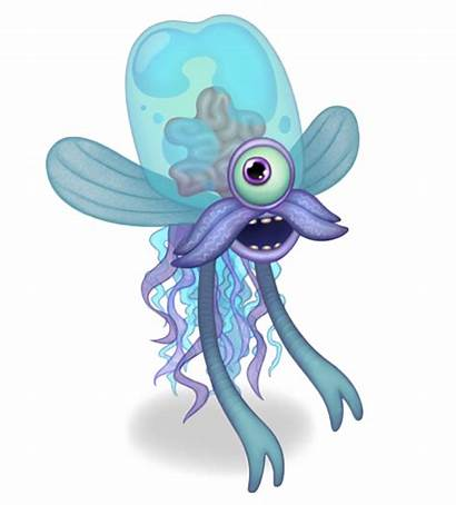 Singing Monsters Monster Ethereal Breed Wikia Wiki