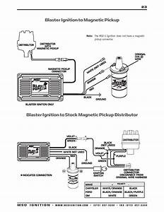 Msd Ignition Pertronix Ignitor Ii Wiring Diagram For Distributor