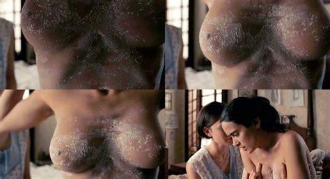 Salma Hayek And Nude Black Lesbiens Fucking