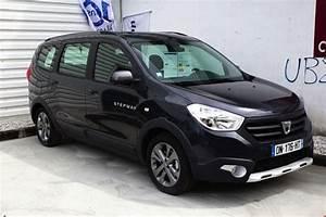 Dacia Utilitaire 3 Places Prix : dacia lodgy stepway l 39 entr e de gamme du crossover 7 places ~ Gottalentnigeria.com Avis de Voitures