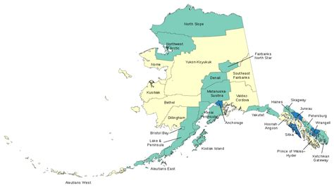 liste der boroughs und census areas  alaska wikipedia
