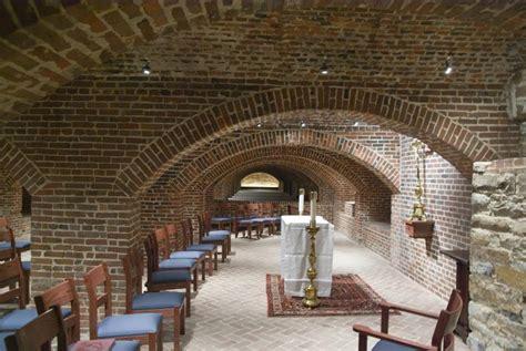 undercroft chapel of the baltimore basilica pentax user