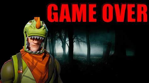fortnite creepypasta game  youtube