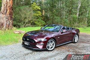 2018 Ford Mustang GT Convertible Review - ForceGT.com