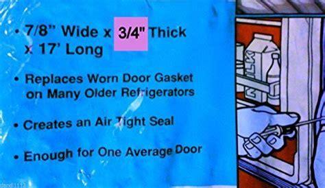Universal Refrigerator D Door Replacement 3M Self Adhesive