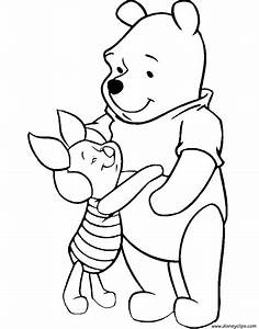 Winnie the Pooh & Friends Coloring Pages 2 | Disney ...