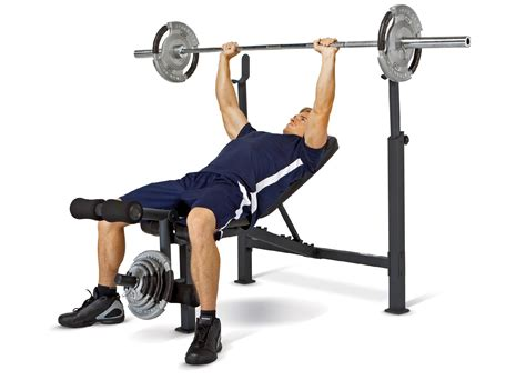 olympic workout bench workout weight bench sears