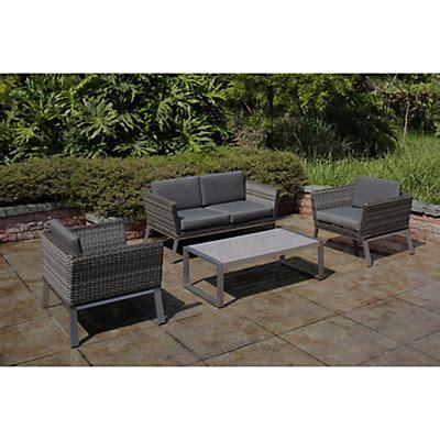salon de jardin tables et chaises le mobilier de jardin alin 233 a