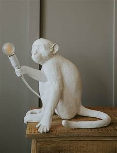 Seletti Monkey Lamp : light up your home with the monkey lamp by seletti ~ Buech-reservation.com Haus und Dekorationen