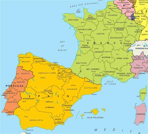 maps  dallas map  spain  france