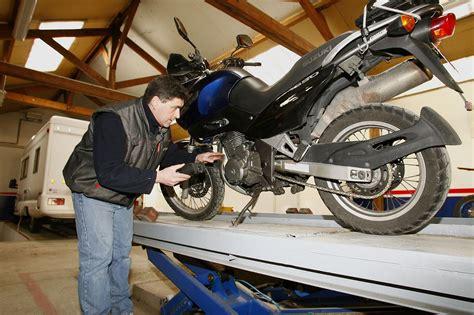 contrôle technique moto 2017 le contr 244 le technique moto pour 2018 moto journal