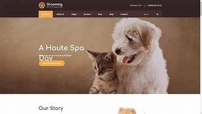 Grooming Veterinary