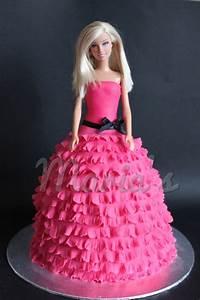 Barbie Cake - CakeCentral com