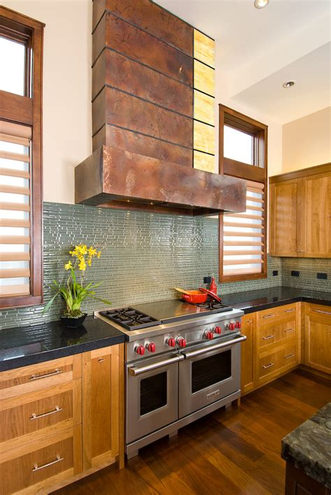 Kitchen Counter Vents by Copper Vent Hoods Kitchen Mediterranean With Ca Copper