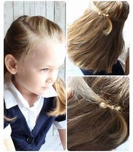Coiffure Petite Fille Facile : coiffure petite fille simple 20 id es qui ne prennent pas plus de 5 minutes ~ Dallasstarsshop.com Idées de Décoration