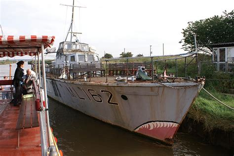 Decommissioned Fishing Boats For Sale Uk by Golden Galleon Eastern Princess Fairmile B Launches