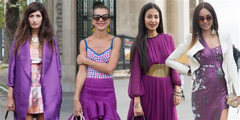 How To Wear Purple To A Summer Wedding