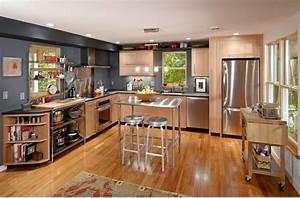Moderne Küchen L Form : 15 atemberaubende moderne k chen in der l form ~ Sanjose-hotels-ca.com Haus und Dekorationen