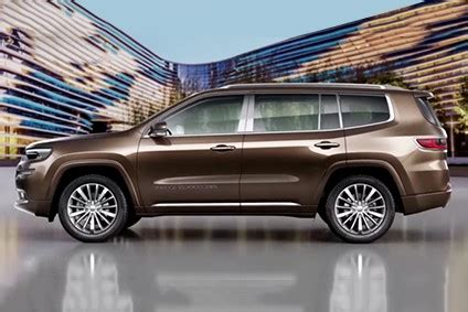 Jeep Grand Future Models by 2020 Jeep Grand Big Redesign Or New Generation