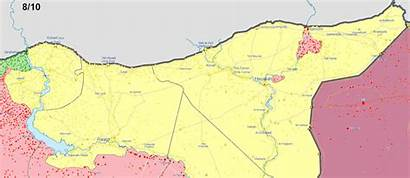 Offensive Syria Turkish Wikipedia North Into Eastern