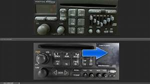 Unlock Chevy    Gm Delco Theftlock Radio 1990 U0026 39 S-2000 U0026 39 S