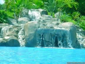 Swimming Pool Summer Desktop Wallpaper HD