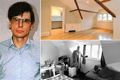 serial killer dennis nilsens flat   sale