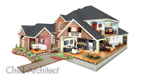 Chief Architectural Home Design by Chief Architect Home Design Software Sle Gallery