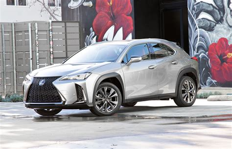 lexus ux review ratings specs prices