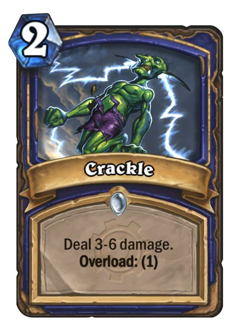 Top Tier Decks Hearthstone by Crackle Hearthstone Card