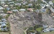 新西兰地震148人遇难 遗体下葬开始
