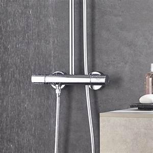 Grohe Euphoria 27296001 : grohe euphoria 180 thermostatic shower system victorian plumbing ~ Eleganceandgraceweddings.com Haus und Dekorationen