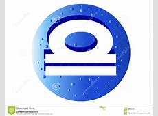 Libra Zodiac Sign stock illustration Image of astrology