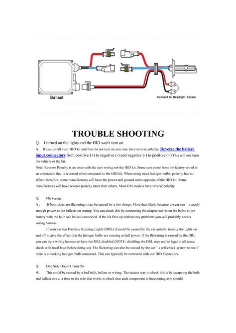 H4666 Wiring Diagram by H4656 Wiring Diagram Dot Rectagular 4x6 Led Sealed Beam