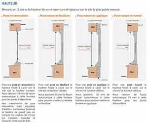 Poser Bloc Porte Entre 2 Murs : fen tre pvc sur mesure stores ~ Dailycaller-alerts.com Idées de Décoration