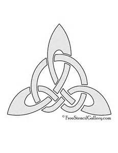 Celtic Knot Stencils Printable