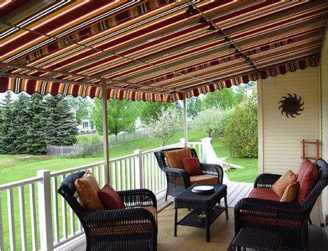 deck canopies otter creek awnings deck awnings pergola shade diy awning
